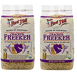 Bobs Red Mill Grain Freekeh Crckd  (Pack of 2)