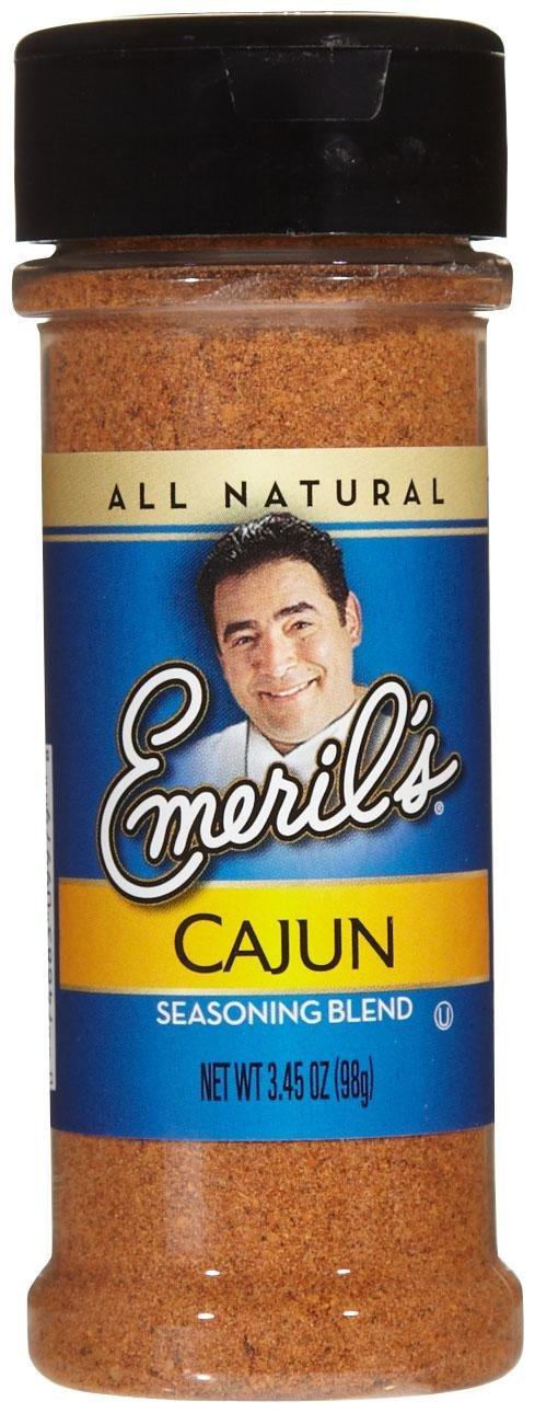 Emeril's All Natural Essence Seasoning - Cajun - 3.45 oz