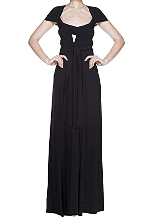 c255d9ad93c Women s Transformer Infinity Bridesmaid Maxi Dress Convertible Multi Way  Wrap Evening Wedding Party Floor Length Gowns