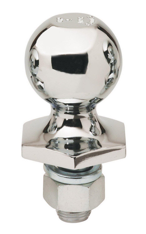 "Reese Towpower 7011300 Stainless Steel Interlock 2"" Hitch Ball"