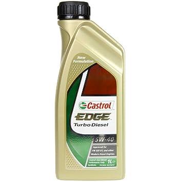 Castrol Edge - Aceite para motor 5W 40TD Titanium C3,BMW