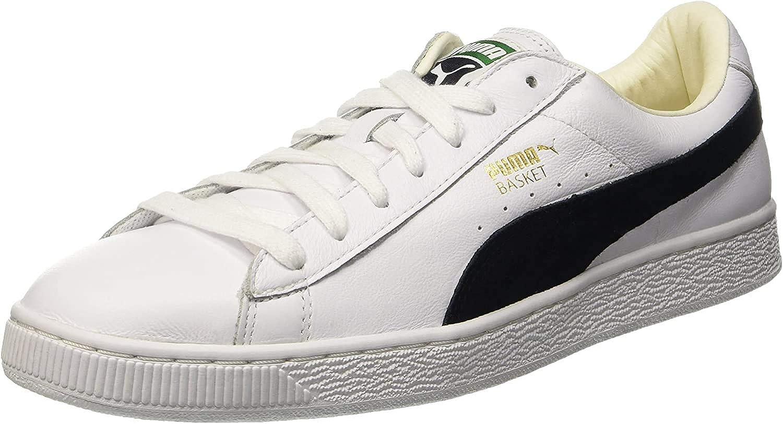 basket classic puma bianche