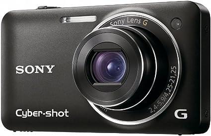 Sony Dsc Wx5b Digitalkamera 2 8 Zoll Schwarz Kamera