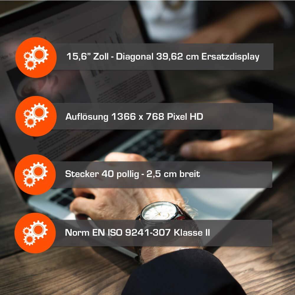 K de 468 15,6/LED Pantalla Para ASUS A53BR A53SJ A53/A53SJ A53S A53E A53U nuevo   screensale/®