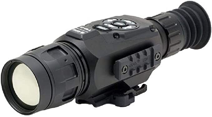 Best Thermal Scope: ATN ThOR HD 348 Smart Thermal Riflescope