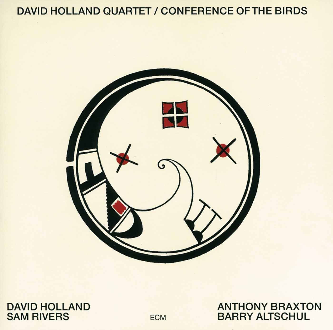 CD : Dave Holland - Conference Of The Birds (CD)