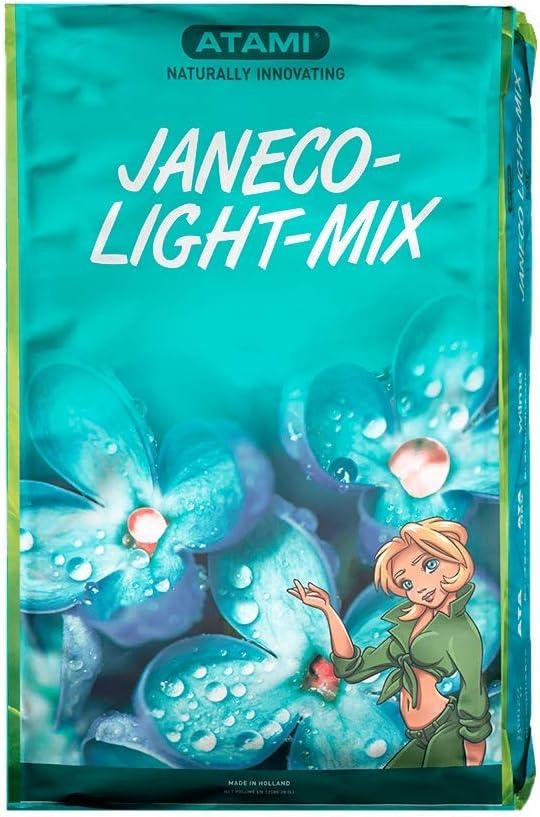 Sustrato para el cultivo en Tierra de Atami Janeco Light Mix (20L)