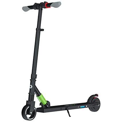 Amazon Com Jetson Cruise Folding Electric Scooter With Led Battery