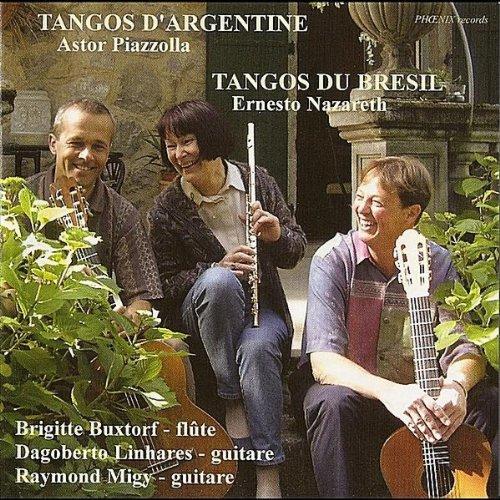 Los Paraguas de Buenos Aires (feat. Brigitte Buxtorf, flûte)