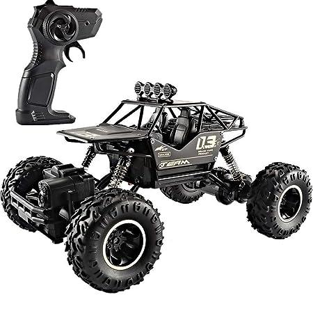 RC Vehicle Racing Toy Car para niños y adultos Black Rc Cars ...
