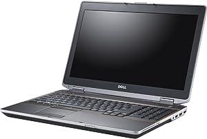 Dell Latitude E6520 15.6 LED Notebook Intel Core i5 i5-2520M 2.50 GHz 4GB DDR3 320GB HDD DVD-Writer Intel HD 3000 Graphics Bluetooth Windows 7 Professional 64-bit