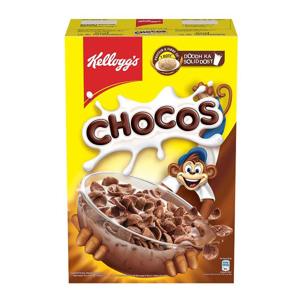 Kellogg's Chocos Whole Grain, 375g