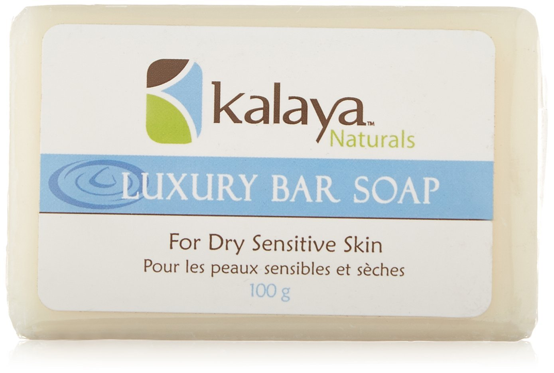 Kalaya Naturals Luxury Bar Soap 100g