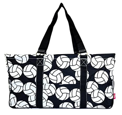 Volleyball Storage Tote Bag Car Shopping Luggage Travel Car X Large Extra