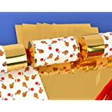100 Mini Natural Brown Kraft Make /& Fill Your Own Cracker Boards