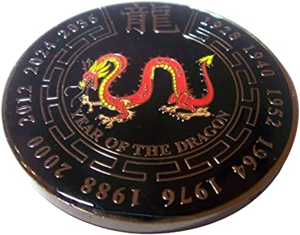 Black Scorpio Commerative Poker Guard Coin Large Heavy Oriental Weights Sports Fitness Leisure Sports Game Room