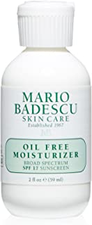 product image for Mario Badescu Oil Free Moisturizer SPF 17, 2 Fl Oz