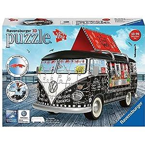 Ravensburger 12525 Camper Volkswagen Food Truck Puzzle 3d