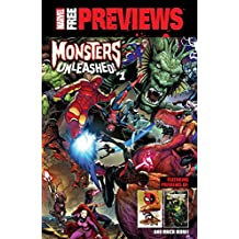 Marvel Free Previews Monsters Unleashed #1 (Marvel Previews)