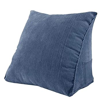 Yunt Coussin de Dossier, Triangle Wedge Pillow