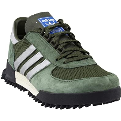 adidas Mens Marathon Trainer Athletic & Sneakers