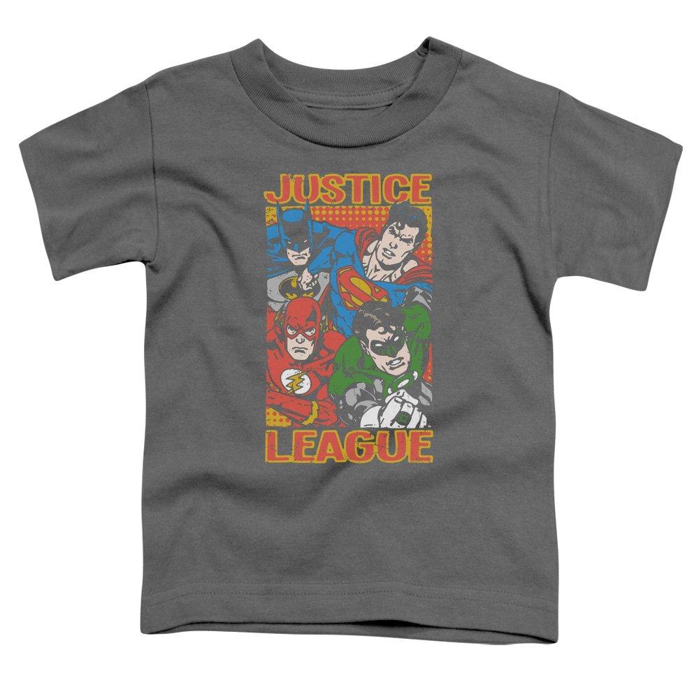Jla Hero Mashup Tshirt