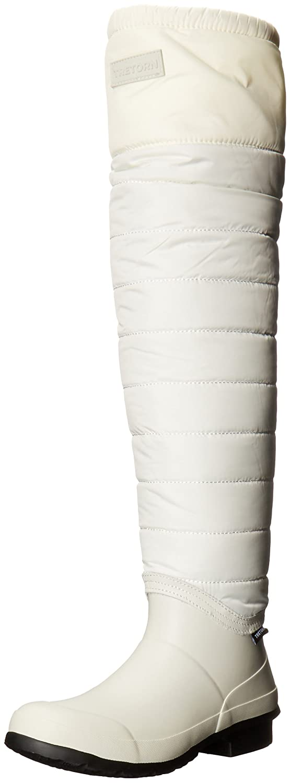 Tretorn Women's Harriet Rain Boot B01G62VN56 5 B(M) US|Winter White/Winter White