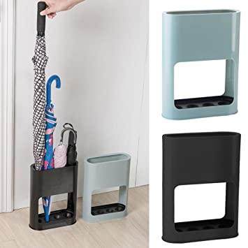 indoor umbrella stand with drip tray plastic household free standing umbrella stand rack holder for canes - Indoor Umbrella Stand