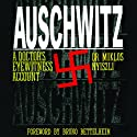 Auschwitz: A Doctor's Eyewitness Account Audiobook by Richard Seaver (translator), Miklos Nyiszli, Tibere Kremer (translator) Narrated by Noah Michael Levine