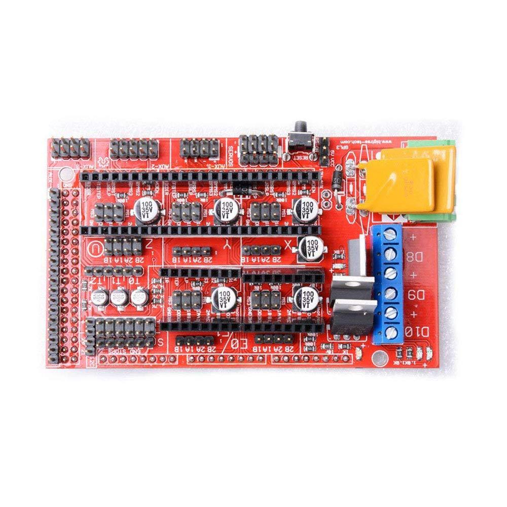 Impresora de panel de control de impresora RAMPS 1.4 3D Control ...