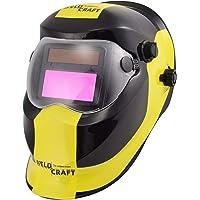 ENJOHOS Helmet Integral Arc Welding Máscara de soldadura automática a prueba de salpicaduras para soldadura Protección…