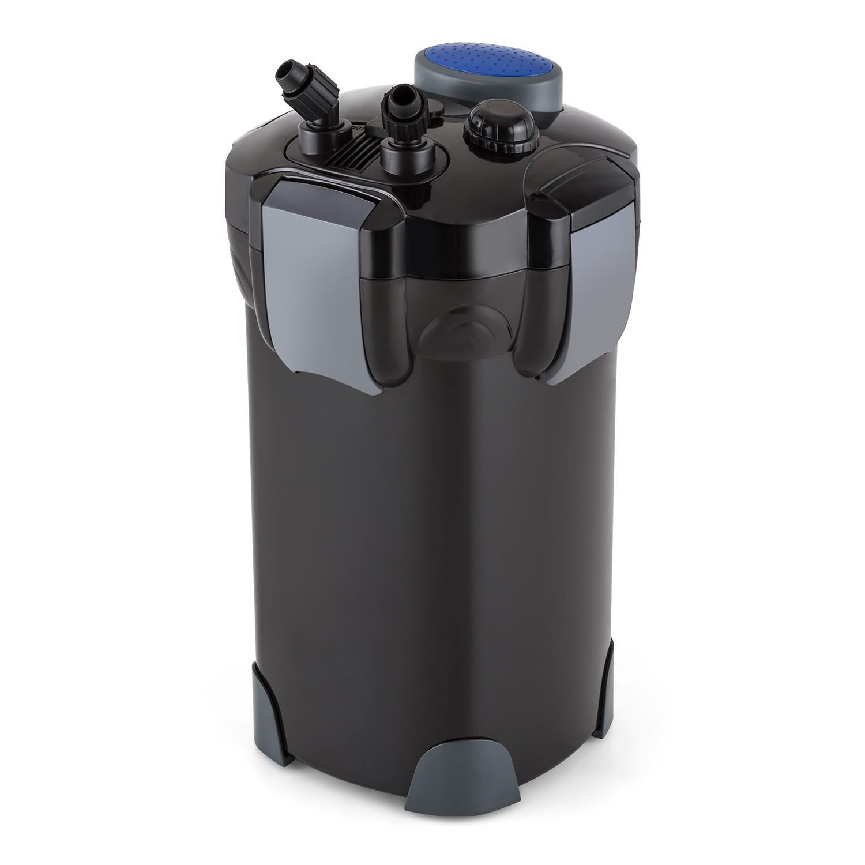 Filtro 4 Niveles Waldbeck Clearflow 55UV Filtro Exterior Acuario con clarificador de 9W UVC Caudal hasta 2000 l//h Estanques hasta 2000 L Motor 55 W F/ácil de Limpiar Bajo Consumo