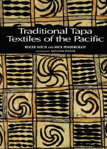 Traditional Tapa Textiles of the (Pacific Island Costume Design)