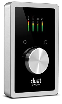Apogee Duet USB Audio Interface