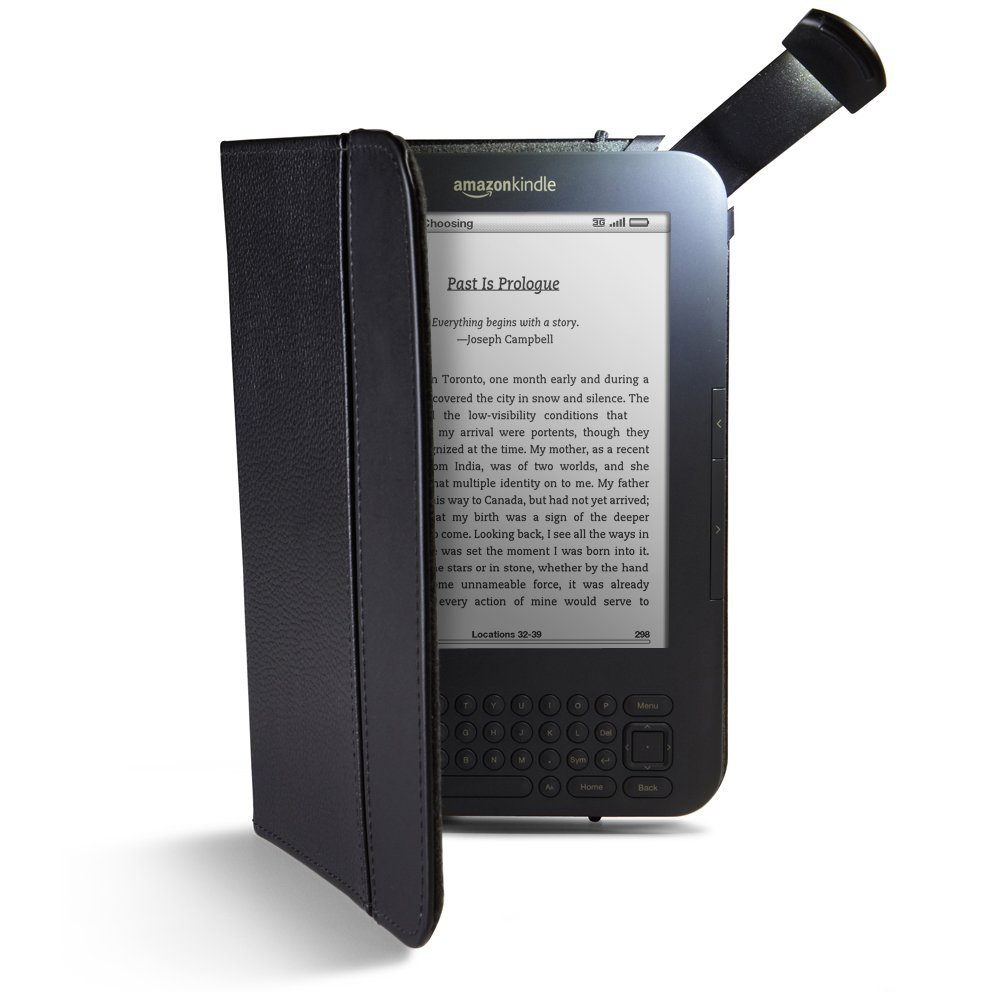 Amazon: Kindle Keyboard 3g, Free 3g + Wifi, 6