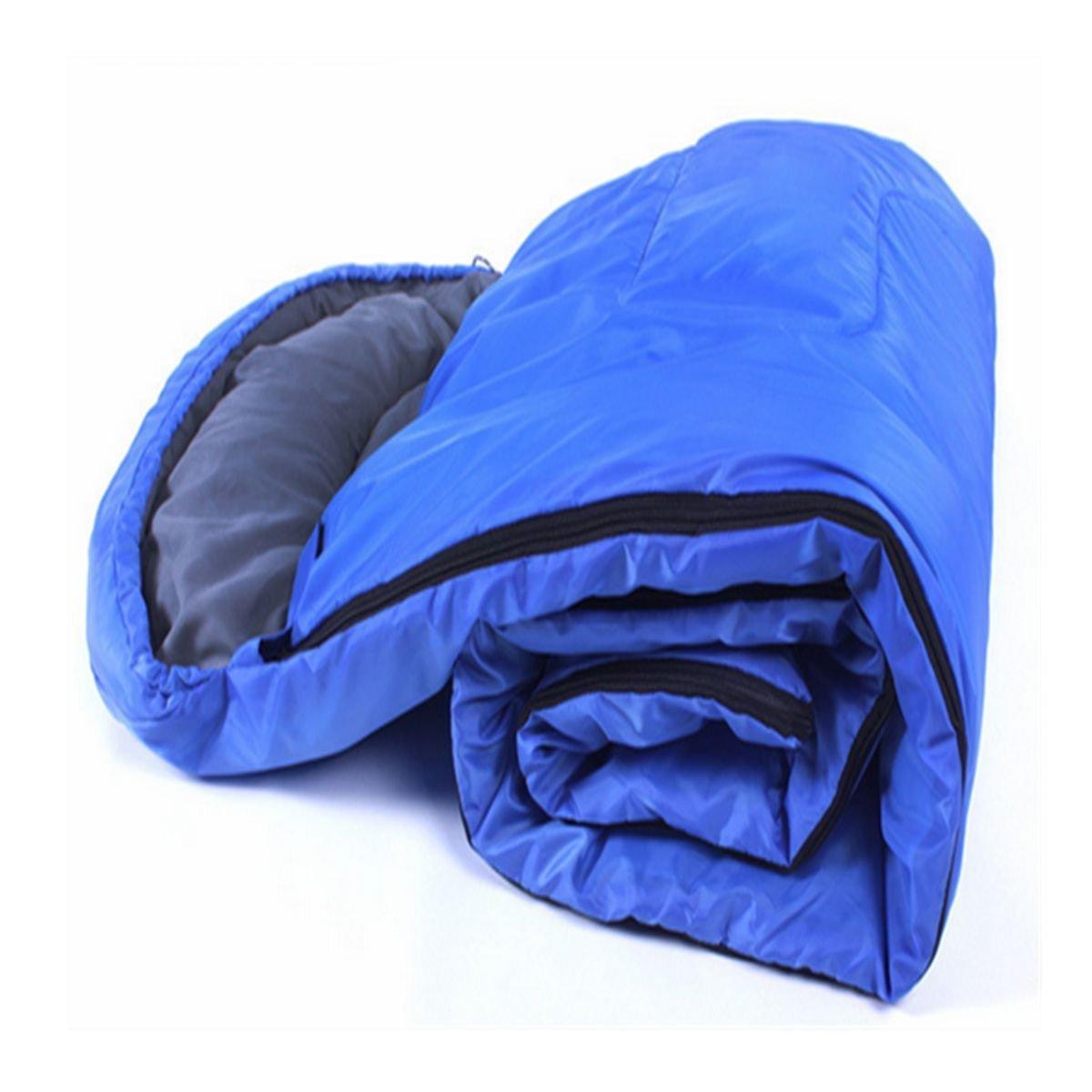 Camping e outdoor Letti e accessori da campeggio Blu Cikuso Allaperto Impermeabile Viaggio Busta Addormentato Borsa Campeggio Escursionismo Portare Astuccio