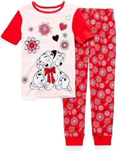 Women/'s fille DISNEY 101 DALMATIENS Lean On Me Officiel Pyjamas Set Pyjama