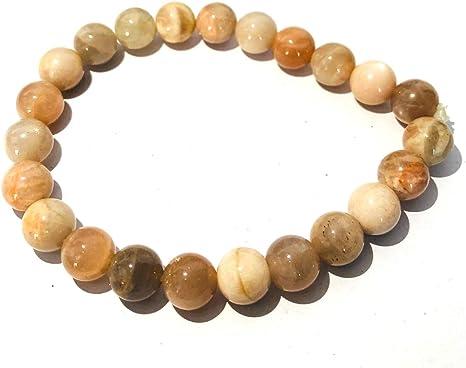 30 Pierres de Lune perles semi-précieuses