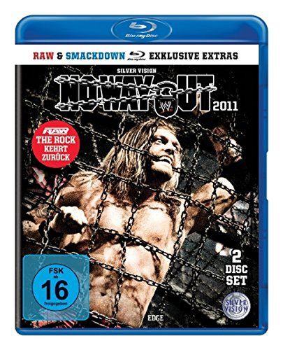 Wwe-No Way Out 2011 (Blu-Ray [Import allemand]