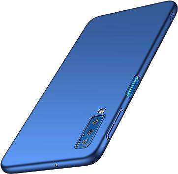 AOBOK para Samsung Galaxy A7 2018 Funda, Fina de Dura Mate Funda ...