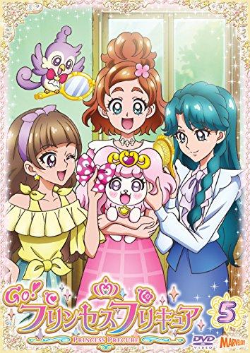 Animation - Go! Princess Precure Vol.5 [Japan DVD] PCBX-51635