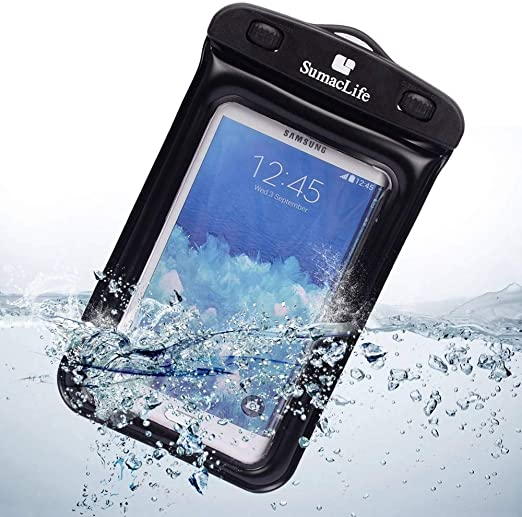 Waterproof Underwater DRY BAG Pouch Case with sensor For Samsung Galaxy A21s