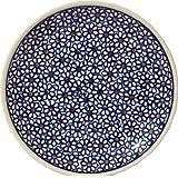 Polish Pottery Plate 6.5 Inch From Zaklady Ceramiczne Boleslawiec #Gu-818-120 Traditional Pattern, 6.5 Inch Diameter