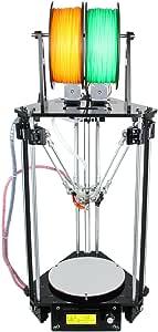 WER Impresora 3D DIY Kit Delta Rostock mini-G2s, Impresora 3D con ...