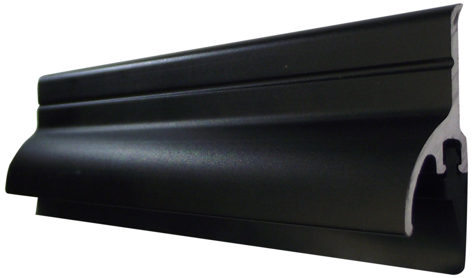 Pemko 085654 345DV36 Door Bottom Sweep, Dark Bronze Finish, 1.5'' Width, 36'' Length, Dark Bronze by Pemko