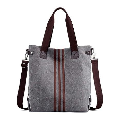 Mujer Bolsos Totes Shopper Mujeres Retro Crossbody Tote Bag ...