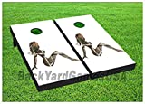 Sexy Young Lady Cornhole Boards W Bags Corn Hole Beanbag Game Set 430