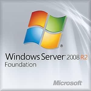 Microsoft Windows Server 2008 - Español, R2 Foundation