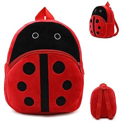 Jewh Kids Cartoon Plush Bags Child Backpack Schoolbag Little Baby Mini Cute Bags 23cm (8