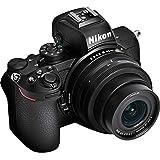 Nikon 1633B Z50 DX Mirrorless Camera Body w NIKKOR Z DX 16-50mm f/3.5-6.3 VR Lens - (Renewed)